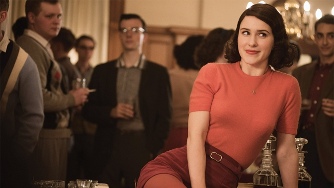 The Marvelous Mrs. Maisel Amazon