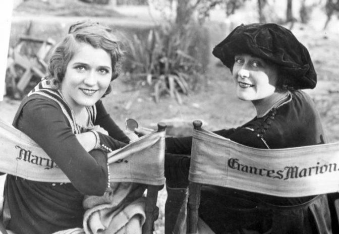 Frances Marion Mary Pickford